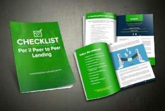 Scarica la mia peer to peer lending checklist