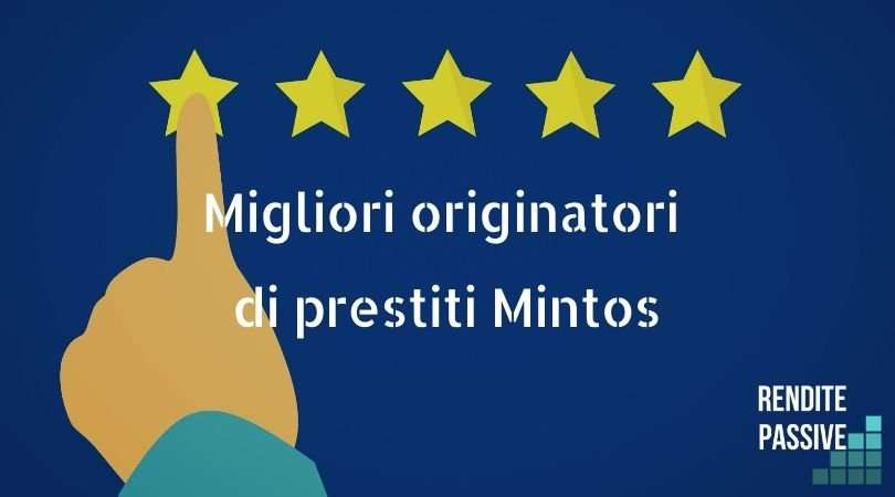 Migliori originatori di prestiti Mintos