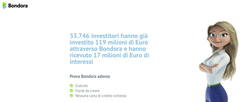 Quanto è sicuro Bondora?
