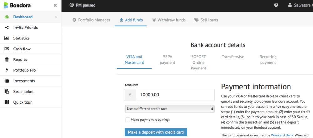 Bondora-screenshot-investire