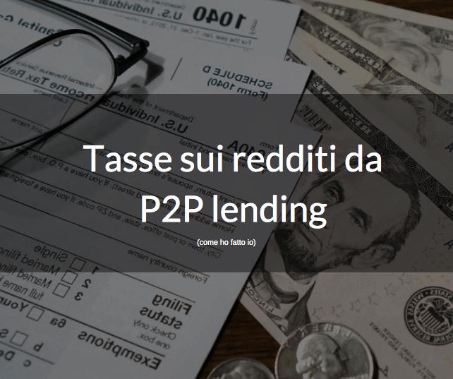 tassazione-p2p-lending-italia