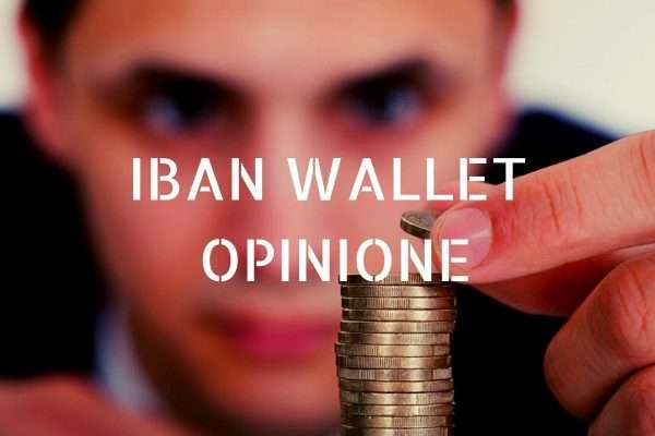 IBAN WALLET OPINIONE