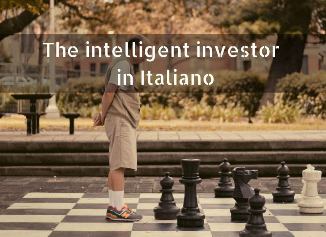 The intelligent investor in Italiano