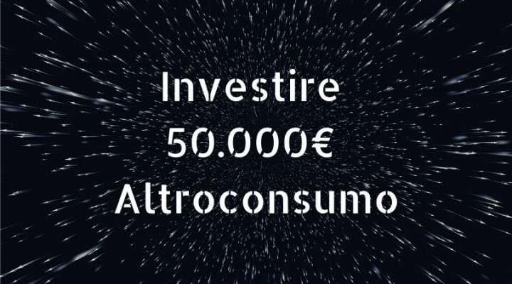 investire 50.000€