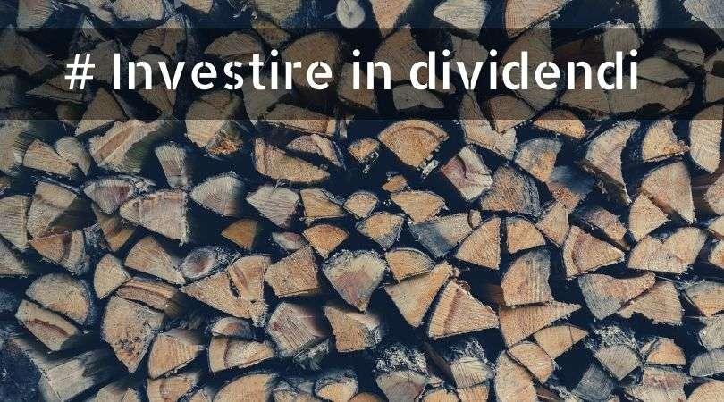 investire dividendi