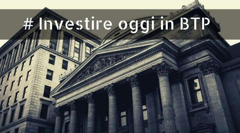 investire in btp oggi