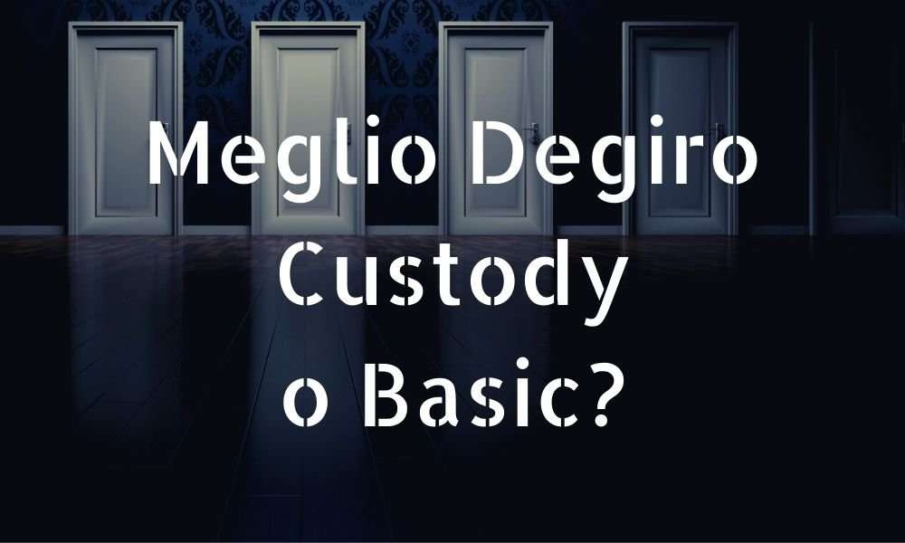 custody o basic