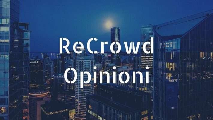 ReCrowd Opinioni