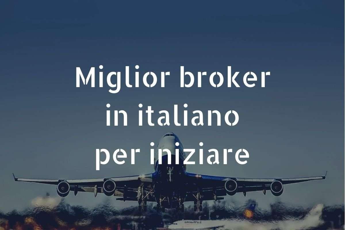 broker italiano per iniziare