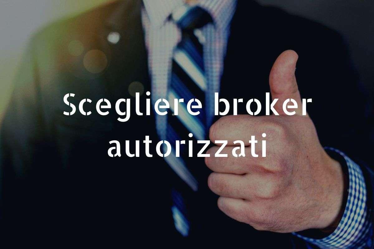 broker borsa autorizzati