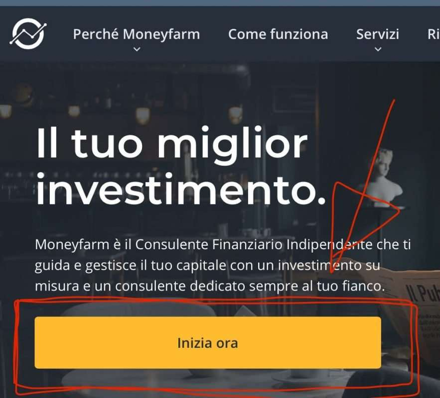 10000 euro su moneyfarm