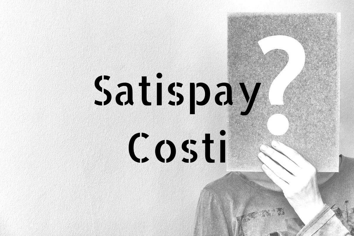 costi Satispay