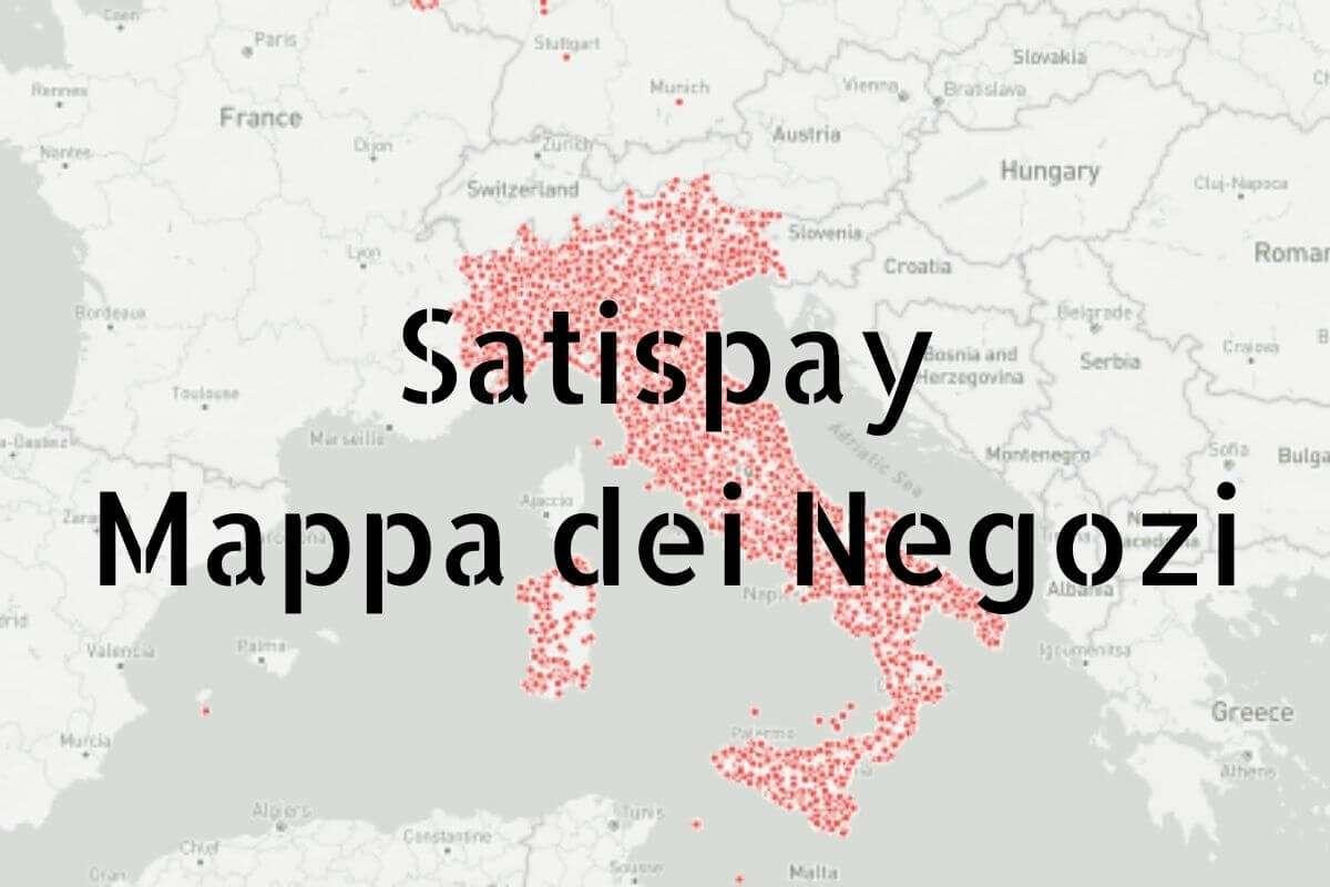 mappa Satispay
